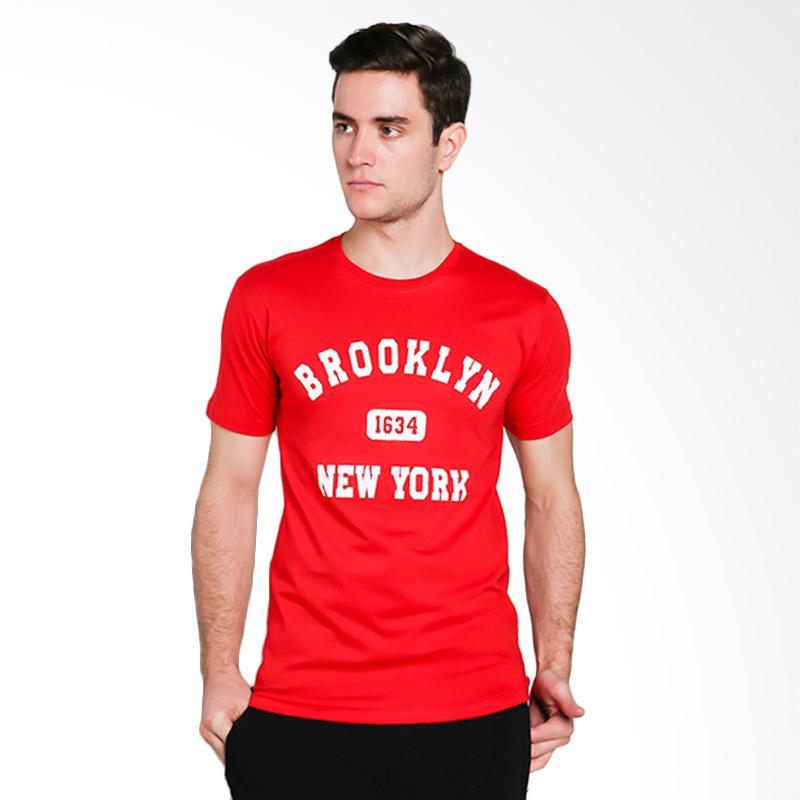 Hypestore Brooklyn T-Shirt Pria [3195-7503]