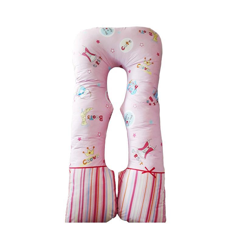 MYBEDS Girls Wear Bantal Hamil - Baby Pink