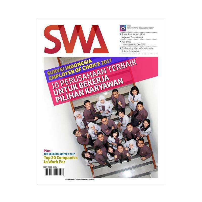SWA Edisi 252017 Employer Of Choice 2017 Majalah Bisnis