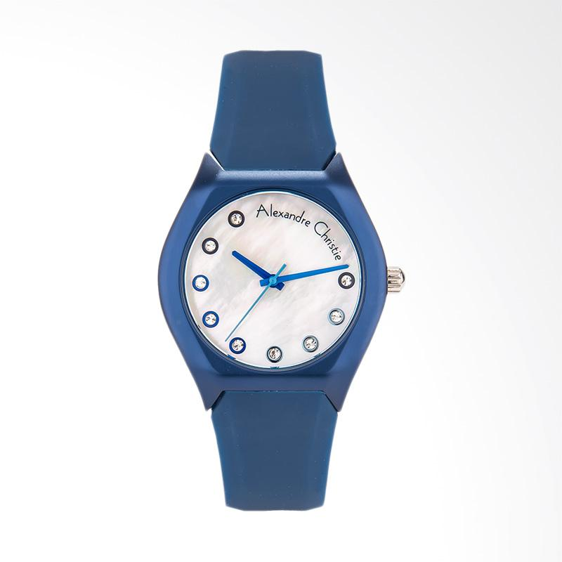 Alexandre Christie Classic AC 2702 LH RBUMS Jam Tangan Wanita - Blue