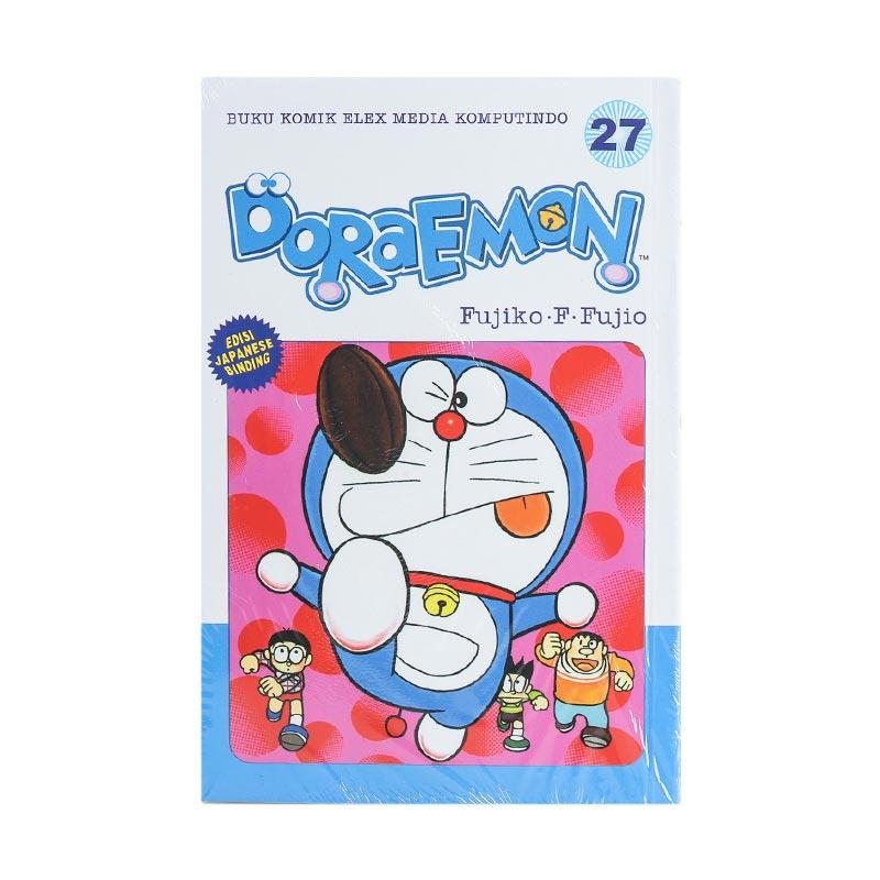 Elex Media Komputindo Doraemon 27 202762899 by Fujiko F. Fujio Buku Komik [Terbit Ulang]