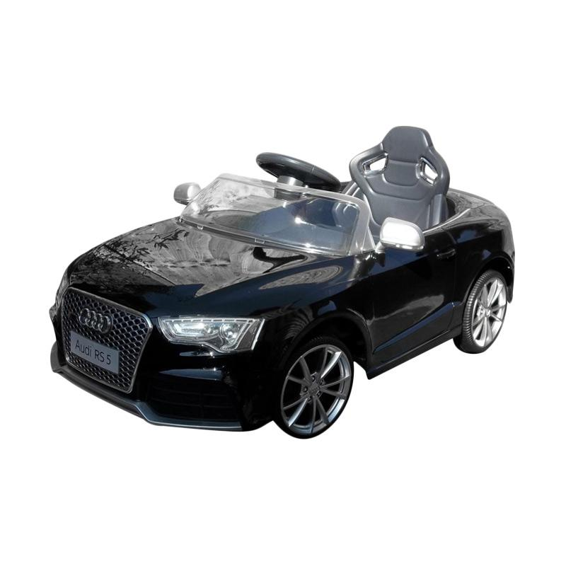 harga Kyrakidz RS5 Aki Audi Mainan Mobil - Black [Area Pulau Jawa] Blibli.com