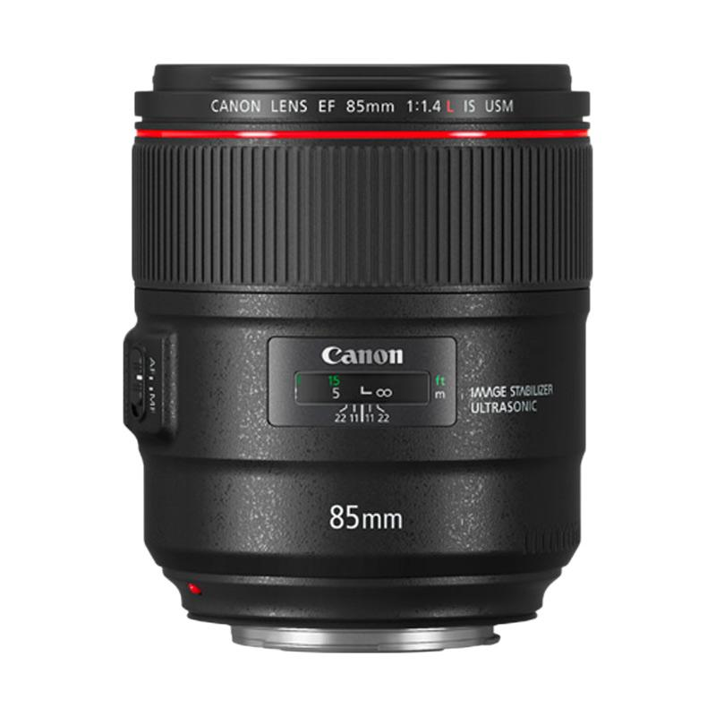 Canon Lensa EF 85mm f1.4 L IS USM