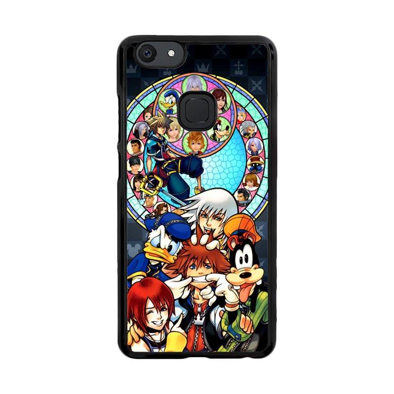 Flazzstore Kingdom Hearts Z3294 Custom Casing for Vivo V7