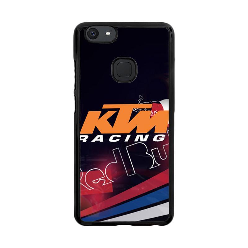 Flazzstore Ktm Racing Red Bull Z3359 Custom Casing for Vivo V7