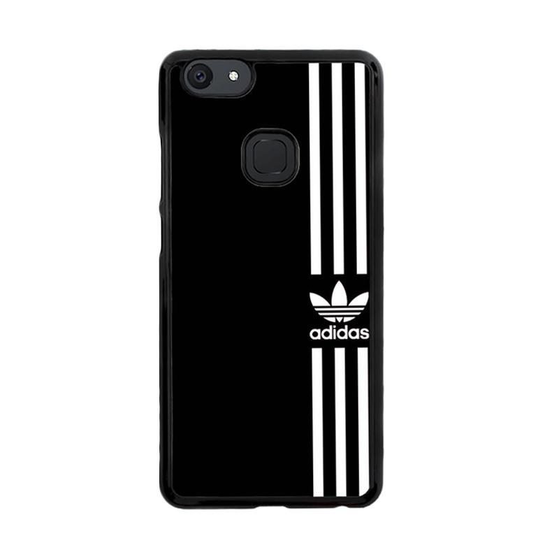 Flazzstore Adidas Logo Black White Z4002 Custom Casing for Vivo V7