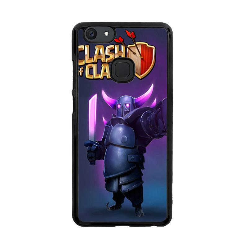 Flazzstore Clash Of Clans Pekka  Z0236 Custom Casing for Vivo V7