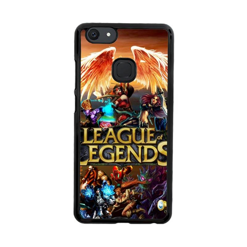 Flazzstore League Of Legends Cover Z0281 Custom Casing for Vivo V7