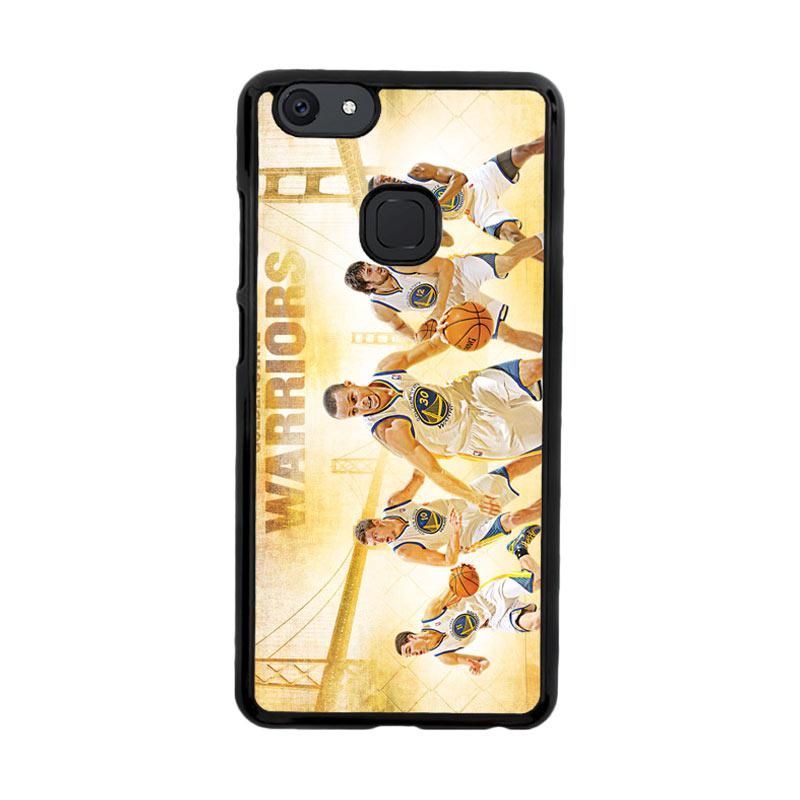 Flazzstore Nba Playoffs Golden State Warriors Z4906 Custom Casing for Vivo V7