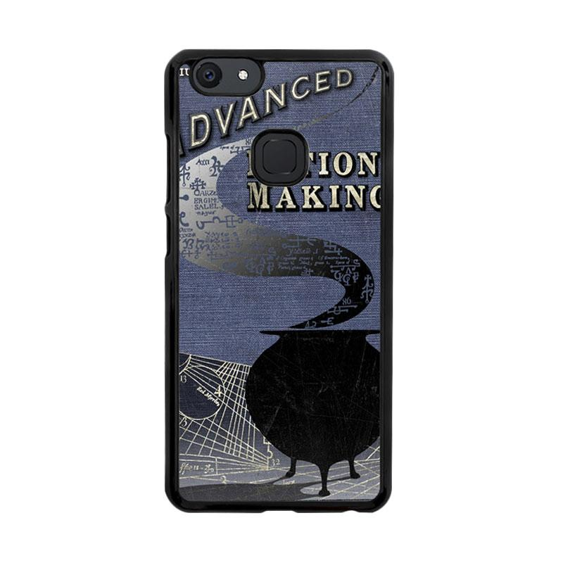 Flazzstore Harry Potter Advanced F0004 Custom Casing for Vivo V7