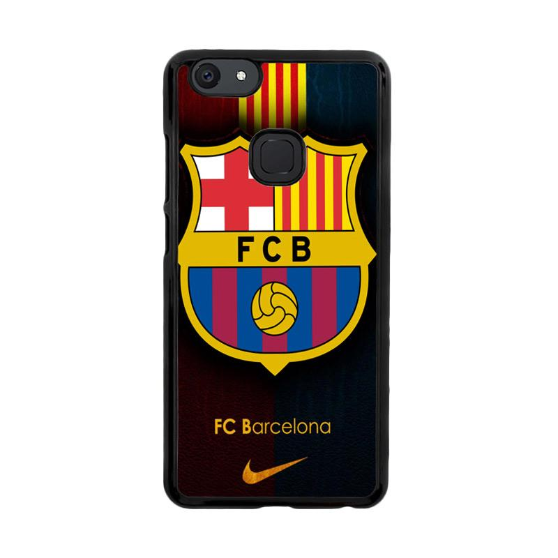 Flazzstore Fc Barcelona Logo Exclusive X3134 Custom Casing for Vivo V7