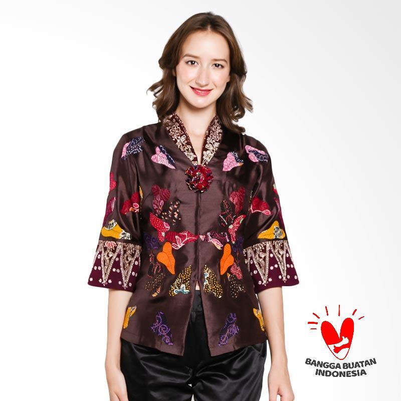 SB Collection Stelan Atasan Kebaya Nesha Blouse Kemeja Dan Rok Lilit Batik Wanita . Source ·