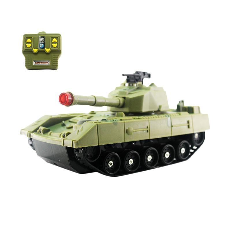 harga OICE Battle Tank Mainan Mobil Remote Control Blibli.com