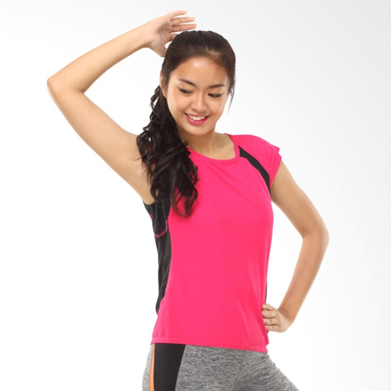 Champion Base Tee Sport Baju Olahraga Wanita [CHP0010]