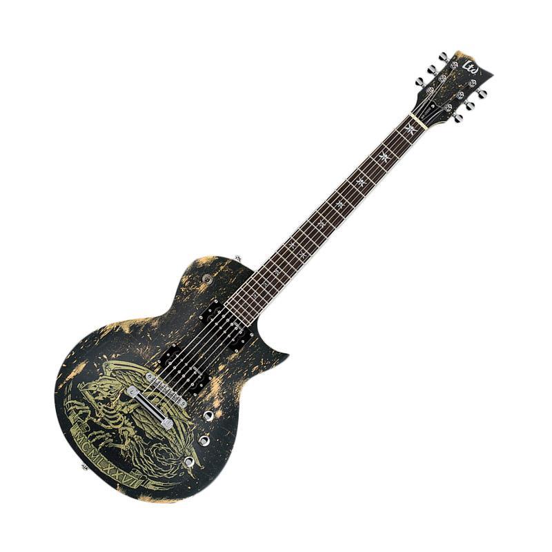LTD WA 200 Warbird Distressed Will Adler Gitar Listrik - Combine