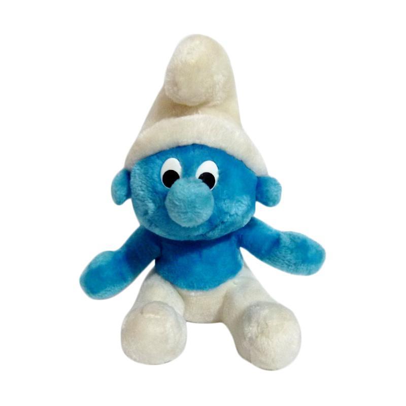 harga USA Classic Smurf The Smurfs Applause Boneka [Original] Blibli.com