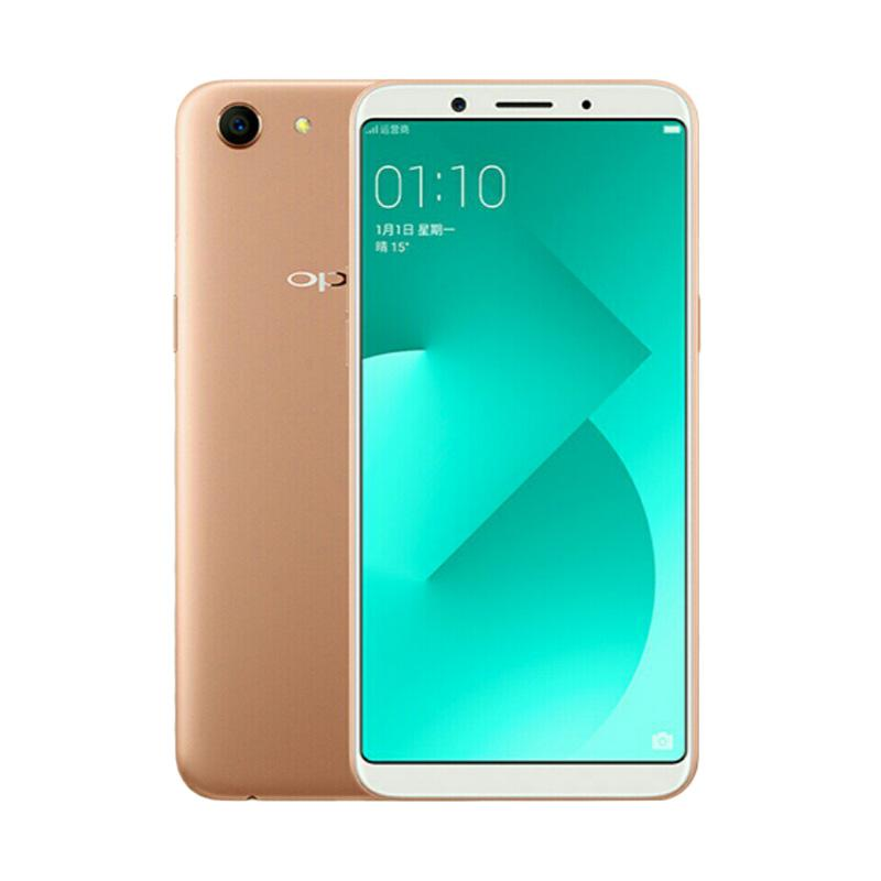 harga OPPO A83 Gold Free Speaker Bluetooth Blibli.com
