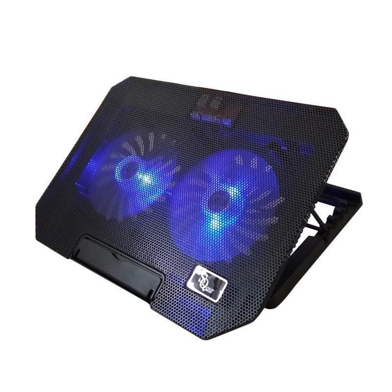 SQ-ONE Double Fan S200C Laptop Cooler