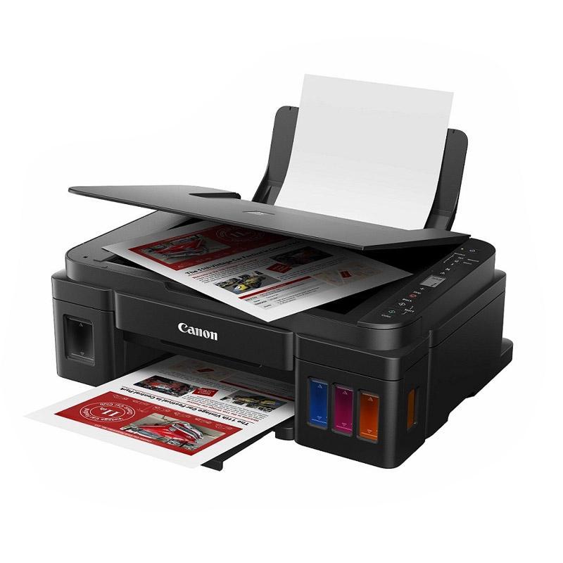 harga Canon PIXMA G3010 Multifunction Inkjet Printer Blibli.com