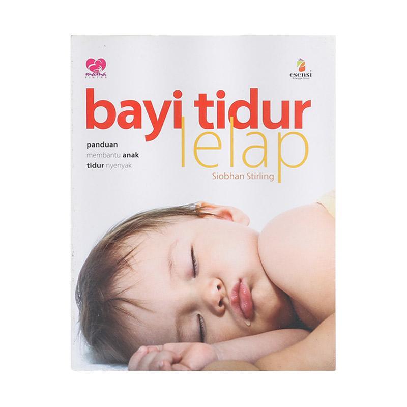 harga Erlangga Mama Pintar Bayi Tidur Lelap by Sioban S Buku Parenting Blibli.com