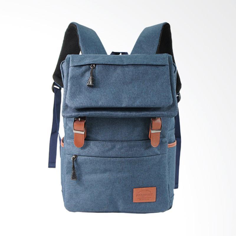 ProSport Backpack Pria - Blue [643-17]