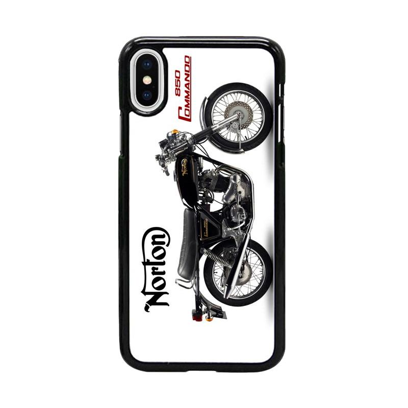 Acc Hp Norton Commando 850 W4946 Custom Casing for iPhone X