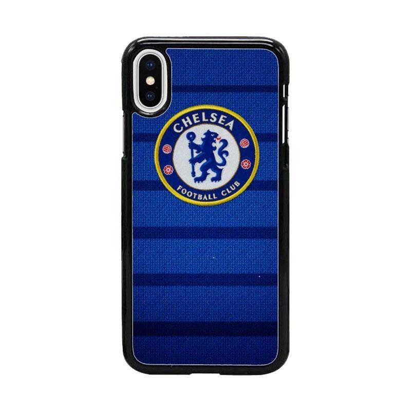 Acc Hp Chelsea Football Club W4959 Custom Casing for iPhone X