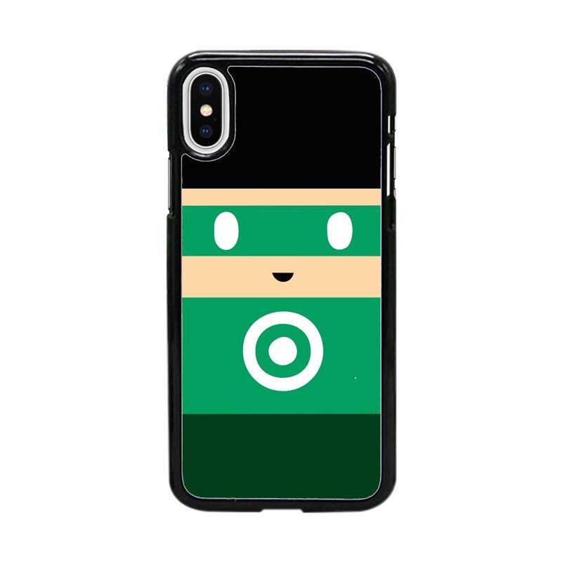 Acc Hp Green Lantern Marvel W5040 Custom Casing for iPhone X