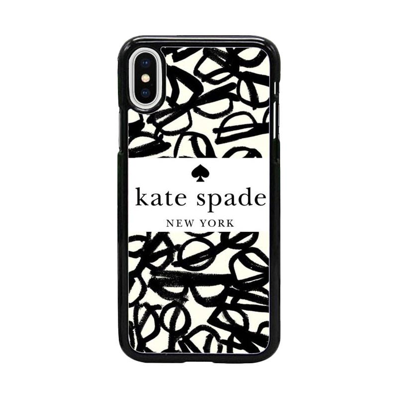 Acc Hp Kate Spade Bag W5075 Custom Casing for Iphone X