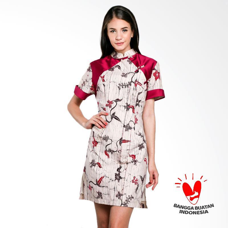 harga Lombang Batik by Yati Law Cheongsam Dress Blibli.com