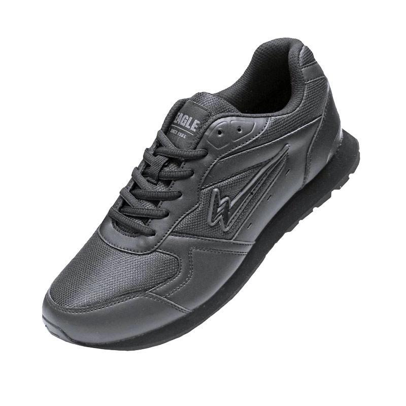 harga Eagle Puto Sepatu Olahraga Pria - Hitam Blibli.com