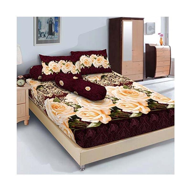 Jual Kintakun Sprei D luxe 120 x 200 Single Anita Terbaru .