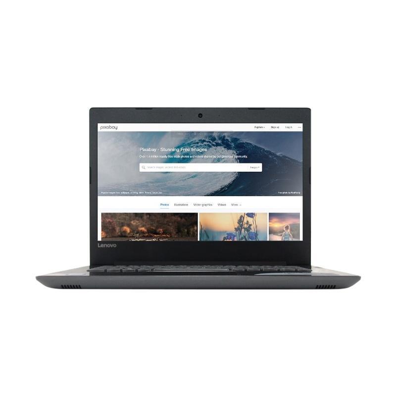 harga Lenovo Ideapad 320-14ISK Notebook - Hitam [Core i3 6006U/4GB/1TB/14 Inch/Dos] Blibli.com