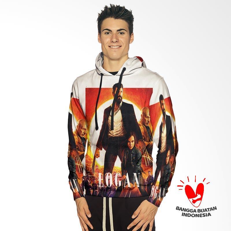 5950e752 Fika Tema Logan 3D Full Print Sublimation Model PullOver Art 4 Jaket Hoodie  Sweater Pria -
