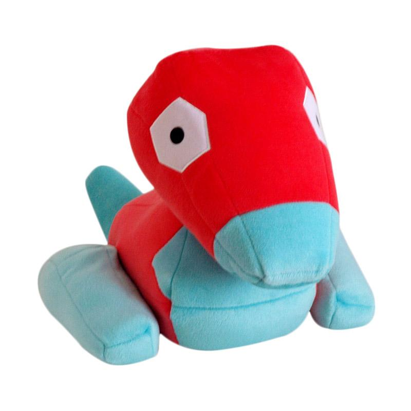 harga Banpresto Super Big Plush Porygon Pokemon Sun & Moon Boneka [25 cm] Blibli.com