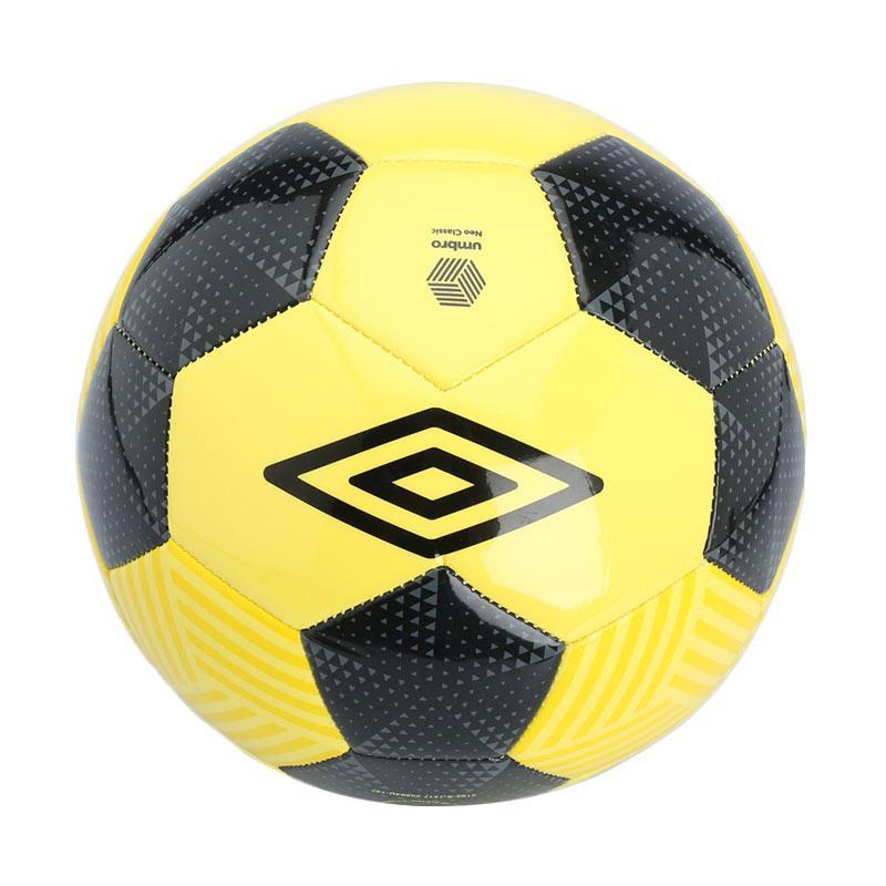 Umbro Neo Classic Bola Sepak - Yellow  20594U-157  Size 5  e95e2e23e0d04
