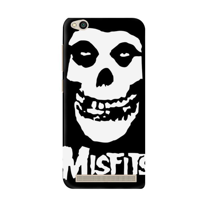 harga Flazzstore Horror Punk Rock Band Misfits Skull Z0506 Premium Casing for Xiaomi Redmi 5A Blibli.com