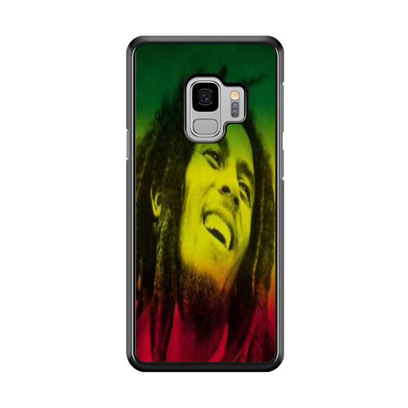 harga Flazzstore Reggae Legend Bob Marley Rasta V1650 Premium Casing for Samsung Galaxy S9 Blibli.com