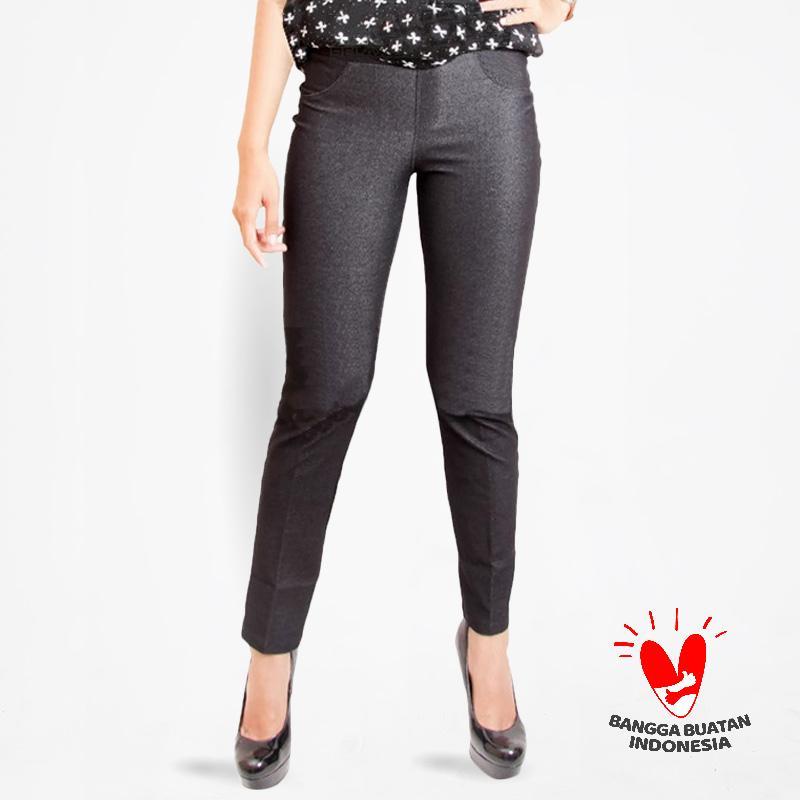 Jual Zetha Celana Legging Panjang Wanita Hitam Original Online Oktober 2020 Blibli Com