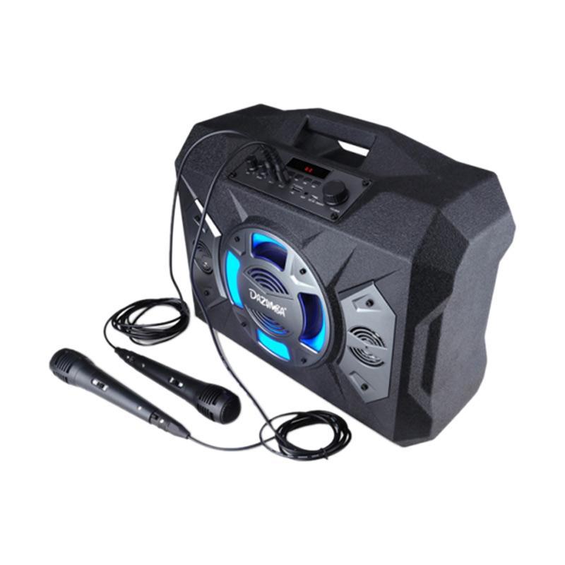Dazumba DW 286 Speaker Karaoke Hitam