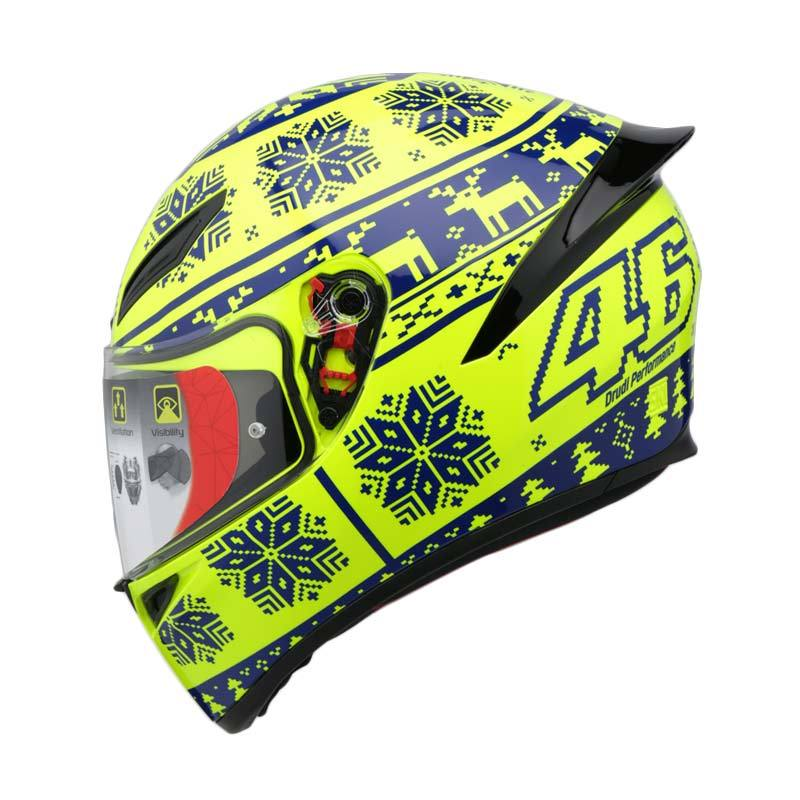 Jual Agv K1 Top Winter Test 2015 Helm Full Face Online Maret 2021 Blibli