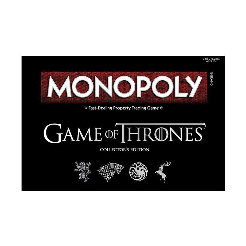 Best Monopoly Game of Thrones Board Game
