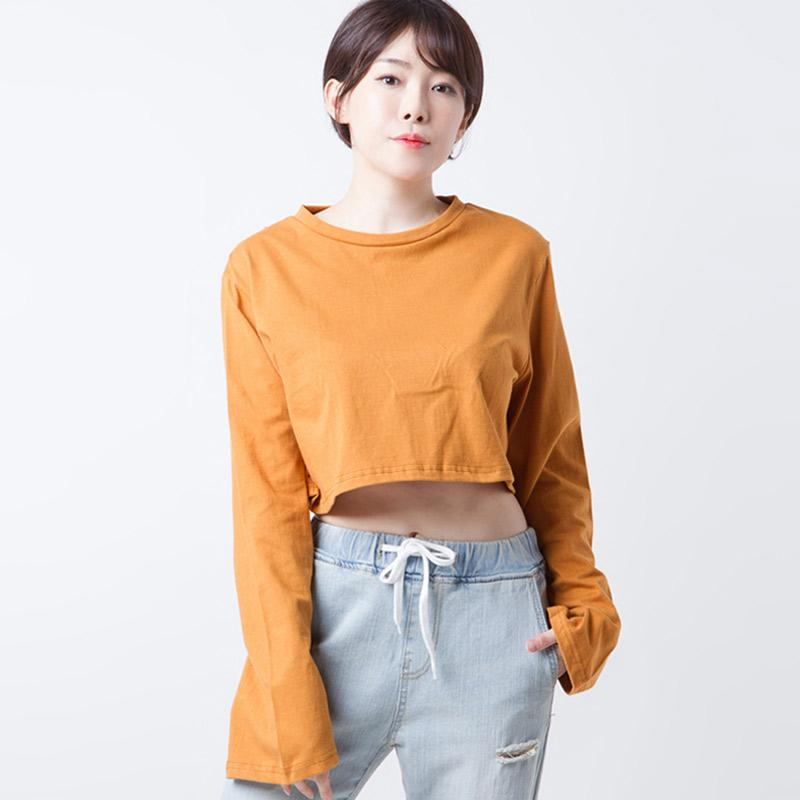 Merongshop Crop Top