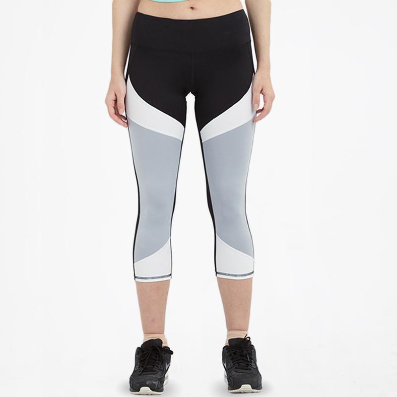 Jual Corenation Active Swish Capri Celana Legging Olahraga Wanita 7 8 Online Oktober 2020 Blibli Com
