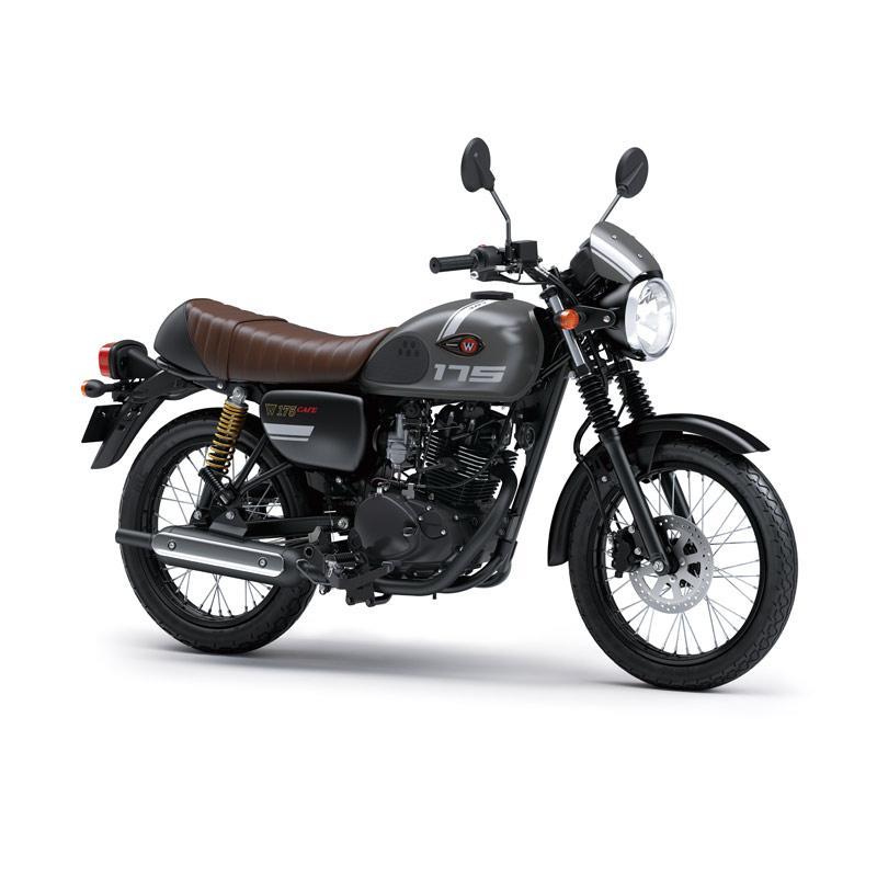 harga Kawasaki W175 Cafe Racer Sepeda Motor [VIN 2019/ OTR Jabodetabek] Blibli.com