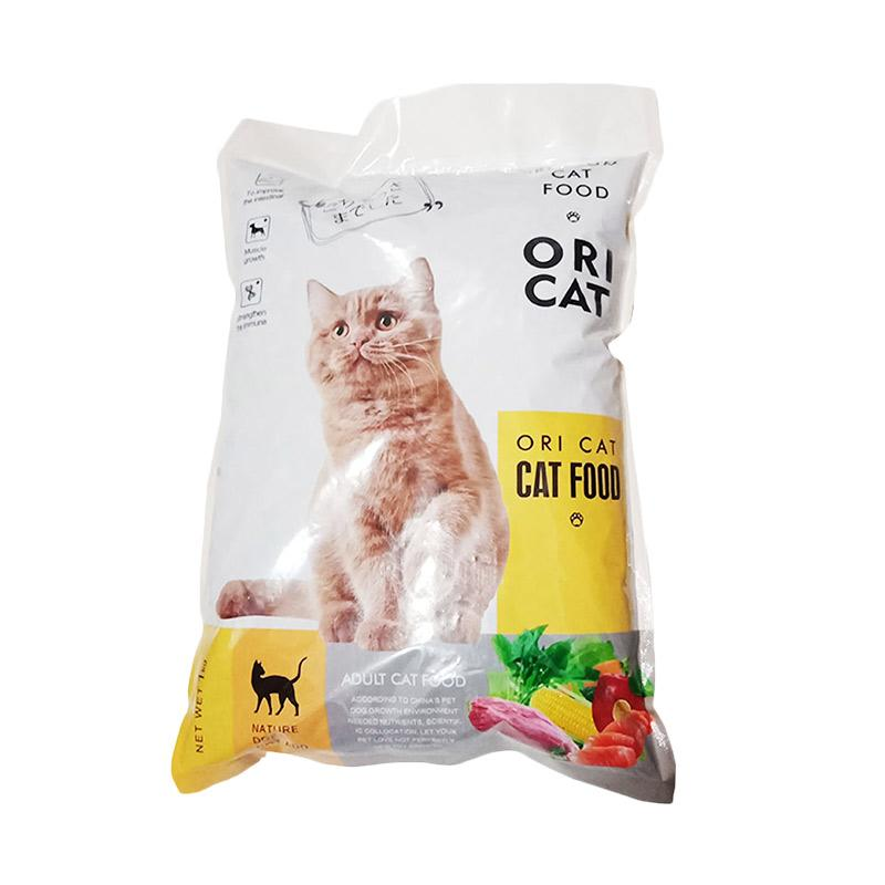 Ori Cat Premium Cat Food Makanan Kucing 1 kg