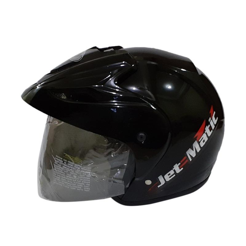 GXV Jet Matic Helm Half Face