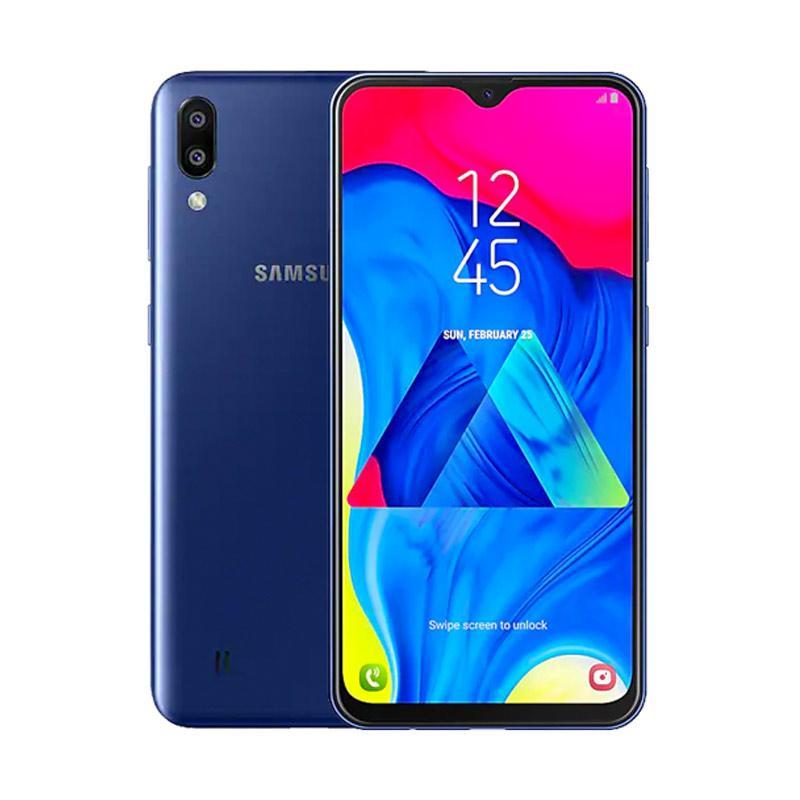 Jual Samsung M10 M105 Smartphone Black Blue 16gb 2gb Online Februari 2021 Blibli