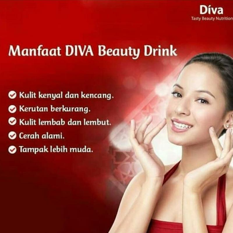 Jual Kalbe Diva Beauty Drink Minuman Kolagen Aktif 16 Pcs 80 Ml Online Februari 2021 Blibli