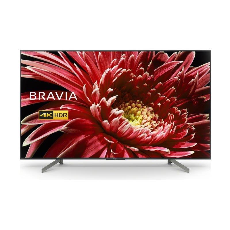 Sony Original KD-65X8500G [65 Inch] Black LED 4K Ultra HD High Dynamic Range (HDR) Smart TV (Android TV) , garansi resmi 1 tahun Sony Indonesia